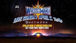 WrestleMania: Orton vs. Wyatt -  Sunday, April 2