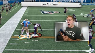 Bo Jackson Did THIS In The Playoffs... Wheel of MUT! Ep. #14