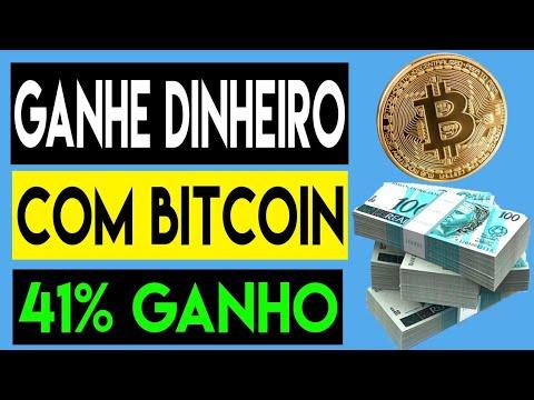 Como GANHAR DINHEIRO com Bitcoin|| 41% em APENAS 2 operações