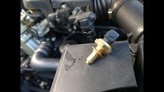 bmw coolant temperature sensor replacement - Thủ thuật máy