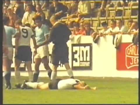 70 – Franz Beckenbauer: West Germany v Uruguay 1966 – 90 World Cup Minutes In 90 Days
