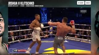 Anthony Joshua vs Wladimir Klitschko | ROUND 11 | TKO | HD