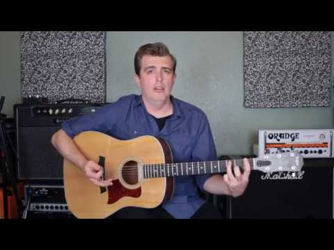 Beginning Guitar Lesson and My Approach to Teaching