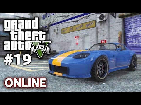 Buying Cars & Apartments In GTA Online -- Grand Theft Auto V #19