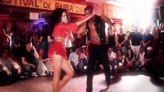 Lia Valdes & Leonardo Osorio - Hot cuban show - Festival de Cuba 2010 (official)