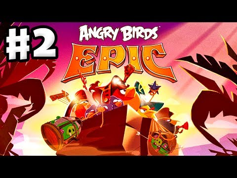 Crash Birds Islands IOS