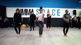 Bailey Sok , Charlize glass ,Jaded - In The Morning - Brian Friedman Choreography - Imma Space