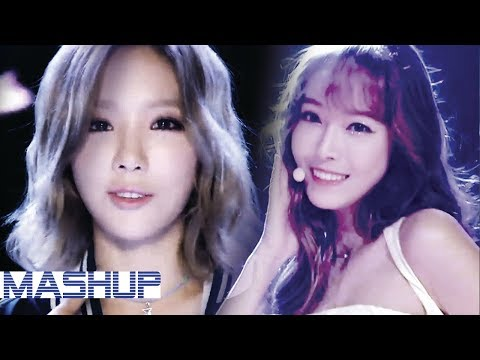 TAEYEON X JESSICA - Why/Fly (MashUp)