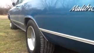 1967 Chevelle 327