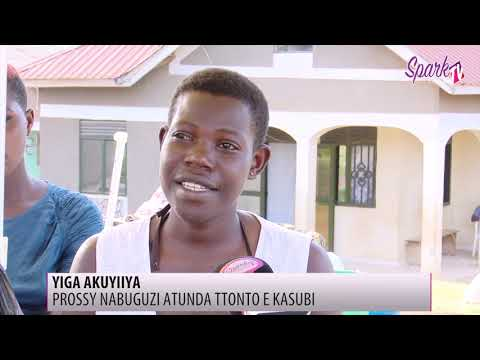 YIGA OKUYIIYA: Prossy Nabuguzi atunda omwenge bigere