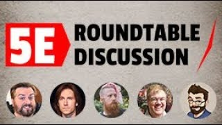 RollPlay Presents: a 5E Roundtable Discussion (EP2)