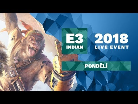 E3 2018 | PONDĚLÍ (SQUARE-ENIX, UBISOFT, PC GAMING SHOW)