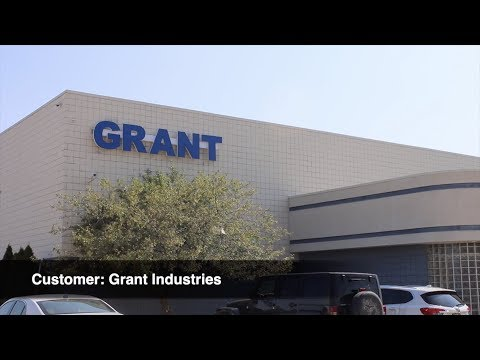 Testimonial Video - Grant Industries Customer Grant Industries discusses their Unist Uni-Roller system.