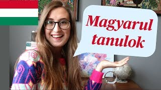 Learning Hungarian From Scratch 🇭🇺 Magyarul Tanulok! [No Textbook!]