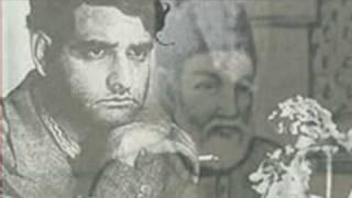 K.L. Saigal  Aah Ko Chahiye  (Mirza Asadullah Khan Ghalib