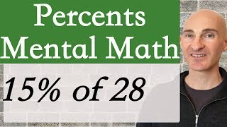 Percents Mental Math