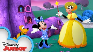 Minnie in Fairytale Land 💫 | Mickey Mornings | Mickey Mouse Clubhouse | Disney Junior