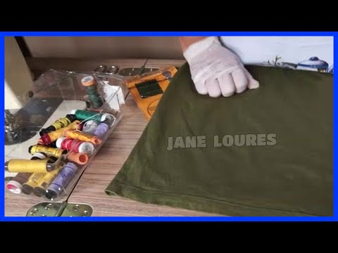 Costurar roupa rasgada