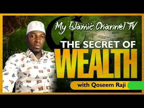 Download ASIRI OWO - The Secret Of Wealth,  By Ustaz Qoseem  Raji HD Mp4 3GP Video and MP3
