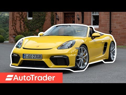 2019 Porsche Boxster Spyder first drive review