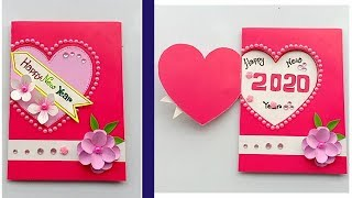 New Year Greeting Card How To Make Greeting Card For New