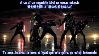 [Sub Español] MBLAQ - Mona Lisa Japanese Version PV (Romanji - Kanji)