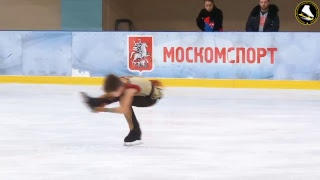 Первенство г. Москвы среди юношей и девушек (младший возраст)