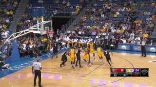 Jeremy Lin Full Lay Up With  Left Hand Highlights 2014- 2015 season