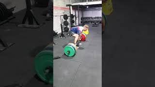 Toby Deadlift Update