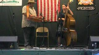 Panhandle Rag played by Lulu Furtado and Mr. Donovan at Fries Fiddlers Convention 2012