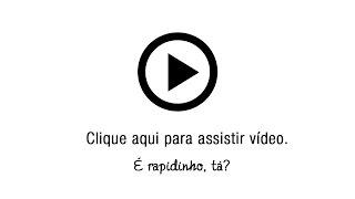 Vídeo Casaco Feminino de Lã Malise Cor Cru com Detalhe em Marrom