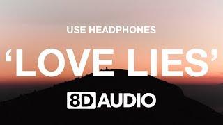 Khalid, Normani   Love Lies (8D Audio) 🎧