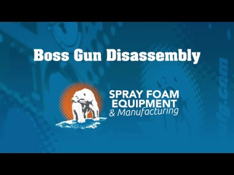 SFE BOSS Gun Disassembly