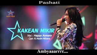 Gambar cover Happy Asmara - Kakean Mikir [OFFICIAL]