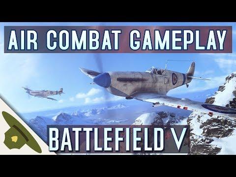 Air Combat & Flight Physics in Battlefield V — Battlefield Forums