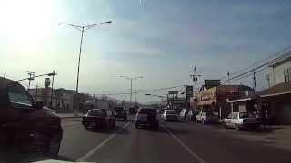 preview picture of video 'paseo desde Ensenada Centro a Santo Tomas (4/6) - Ensenada, Baja California México 4'