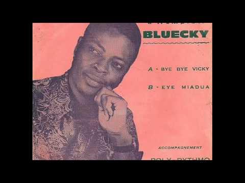 Bluecky d'Almeida et L' Orchestre Poly-Rythmo de Cotonou - Bye Bye Vicky