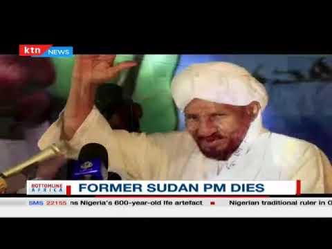 Former Sudan PM dies from coronavirus | Bottomline Africa