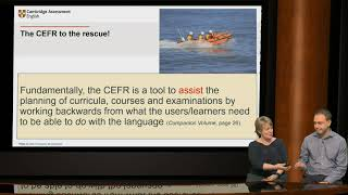 Applying the CEFR to your curriculum