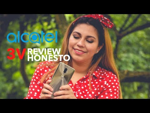 Alcatel 3V Review - ¿Lo vale? Review Honesto 2018 - ***Ver completo***