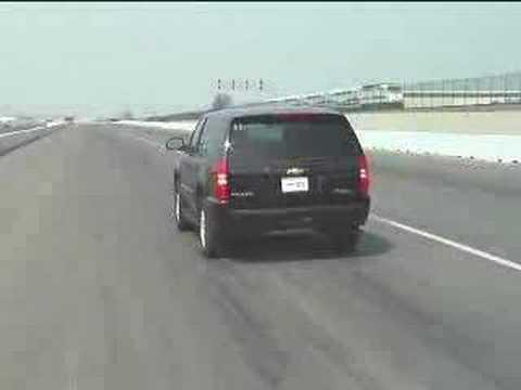 Chevy Tahoe Hybrid vs Mercedes GL320 Diesel | Comparison Test | Edmunds.com