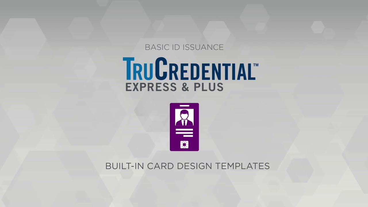 Datacard - TruCredentials Promo