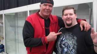 Scott Hall aka Razor Ramon & Me – March 1, 2014