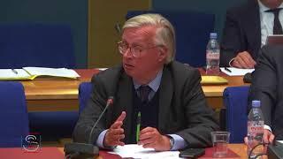 Mon intervention devant la Ministre des Transports sur les lignes régionales et les nuisances LGV