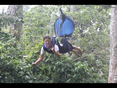 7 Waterfalls Zipline Adventure