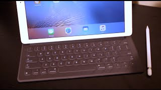 IPad Pro Smart Keyboard Unboxing, Demo And Review!