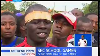 Upperhill wins the rugby tittle in secondary school games at Embu