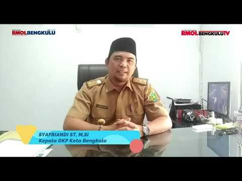 Ucapan HUT RMOLBengkulu yang ke 5 dari Kepala DKP Kota Bengkulu, Syafriandi ST, M,Si