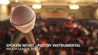 Download NEO SOUL Spoken Word / Poetry Instrumental Beat ( Love
