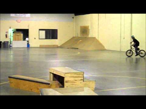 Grindhouse Skatepark-Indoor